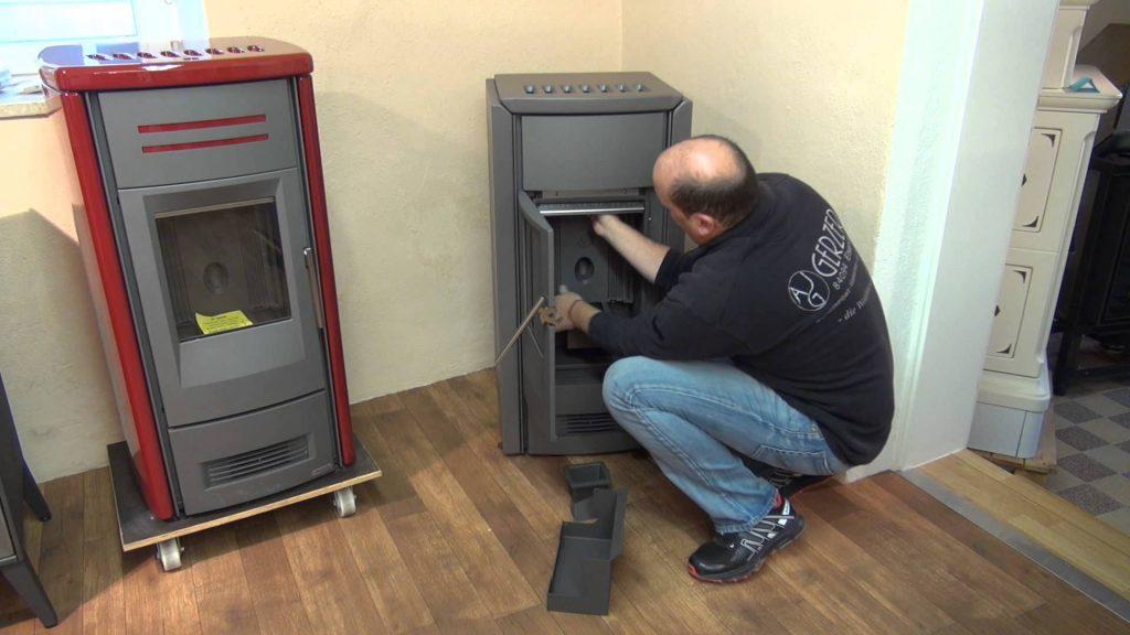 Reparación calderas pellet Salamanca